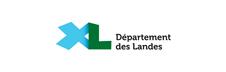 Département des Landes - Logo