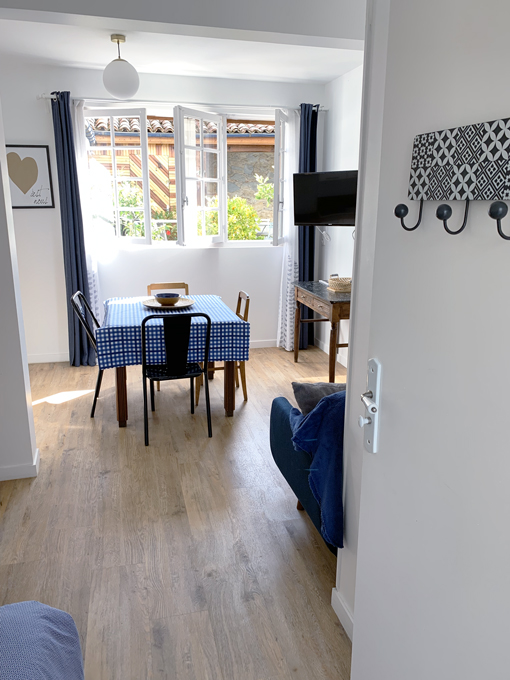 Studio Agapanthe meublé - Location Dax