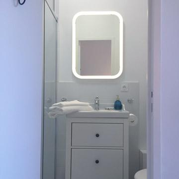 Studio Agapanthe - Salle d'eau équipée - Location Dax