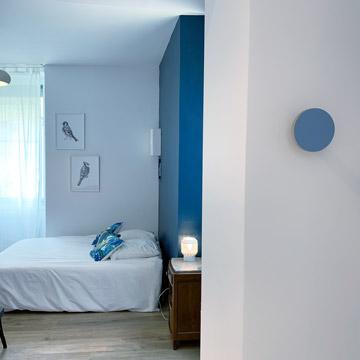 Studio Papaye - Coin nuit meublé - Location Dax