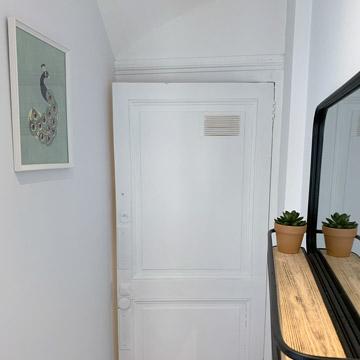 Studio Papaye eublé - décoration moderne - Location Dax