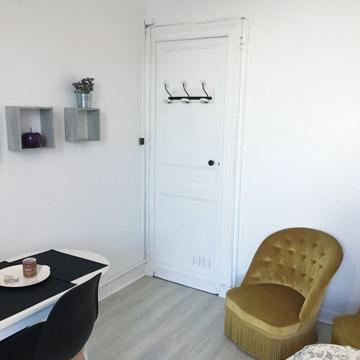 Studio Violette - Entrée à louer - Dax